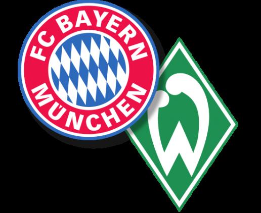 Heimspiel FC Bayern - Werder Bremen